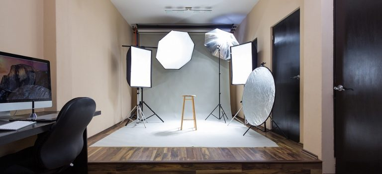 Studio photo professionnel